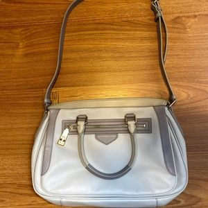 Marc by Marc Jacobs Grey Large Side Purse